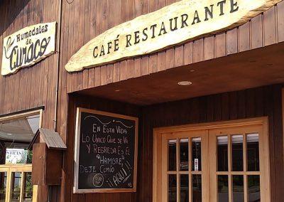 Restaurant Humedales de Curaco
